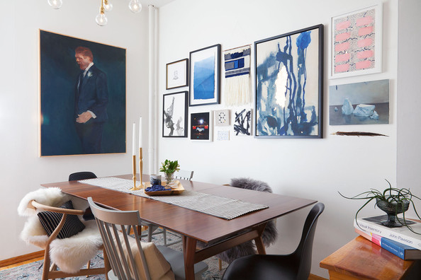 Before & After: An Editor's Dining Room Makeover