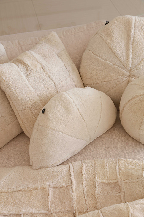 Therma Kota Pillows In White - Therma Kota's New Home Collection Is Bringing On The Hygge Vibes - Lonny