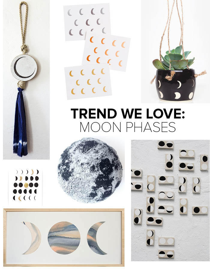 Trend We Love: Moon Phases
