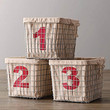 Industrial Shelf Basket Set by RH Baby & Child