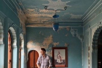Travel Diary:  Soludos Founder Nick Brown Goes to India