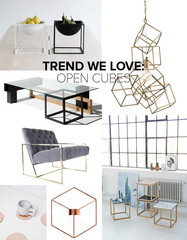 Trend We Love: Open Cubes