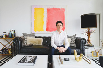 At Home with Homepolish's Noa Santos