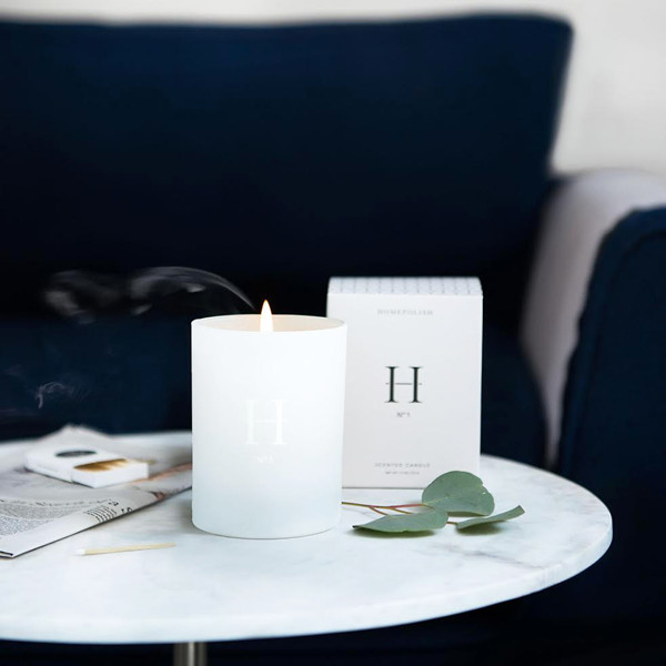 Homepolish Candle