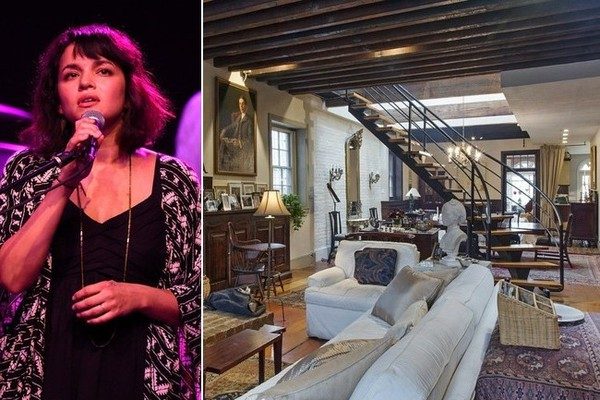 Norah Jones Buys Famous Movie House