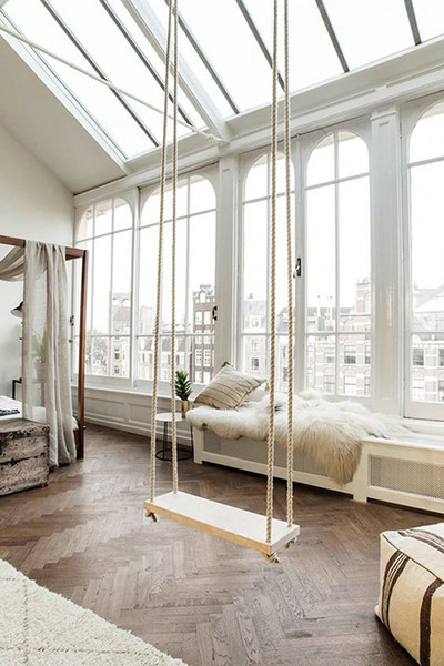 Indoor Swings - 25 Interior Trends That Are Better In Theory - Lonny