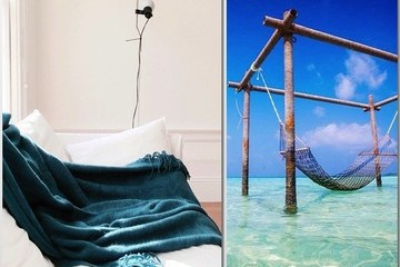 Sexy Reading Nook, Rustic-Luxe Bathrooms, and Stylish Ideas for Your Scarf