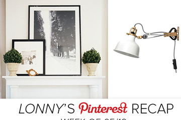 Lonny's Top Pins of the Week: Perfect Pairs