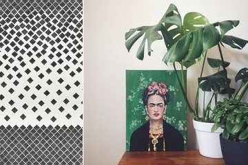 Links We Love: Flag Decor, iPhone Backgrounds, Laundromat Art Venues and More!