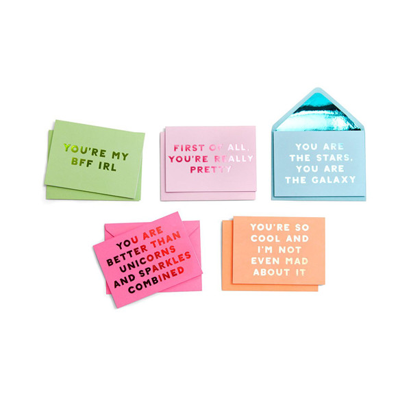 Ban.do Compliment Cards