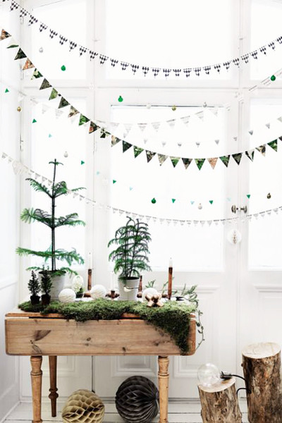 Layered Garlands