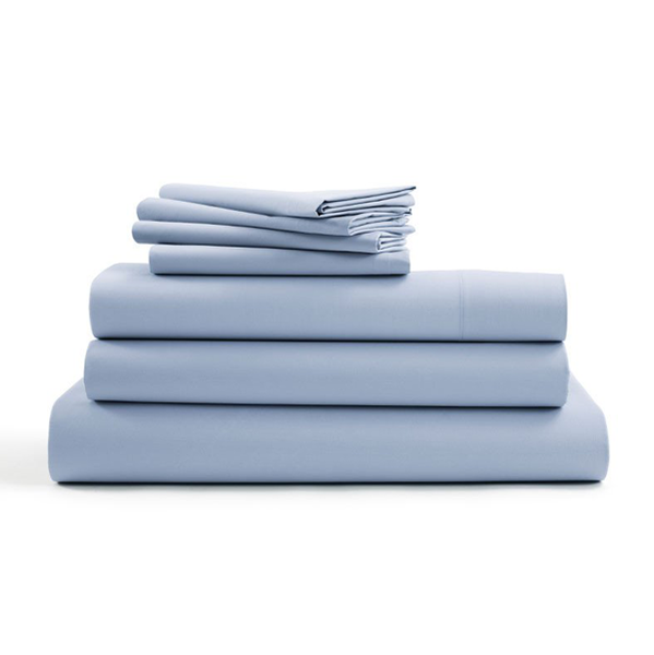 Brooklinen Sky Blue Sheets