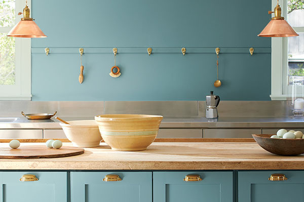Benjamin Moore's Color Of The Year Is The Fresh Produce Of Paint Colors