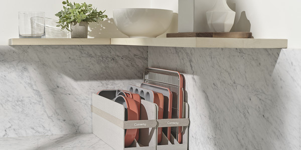 Caraway's New Bakeware Is As Pretty As Expected