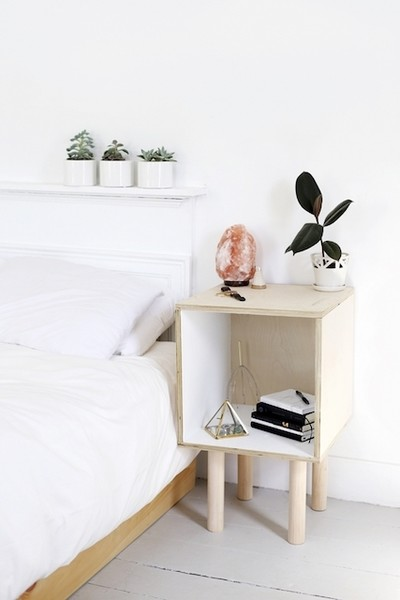 Neutral Night Stand