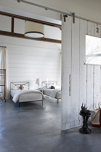 Refined Barn Style