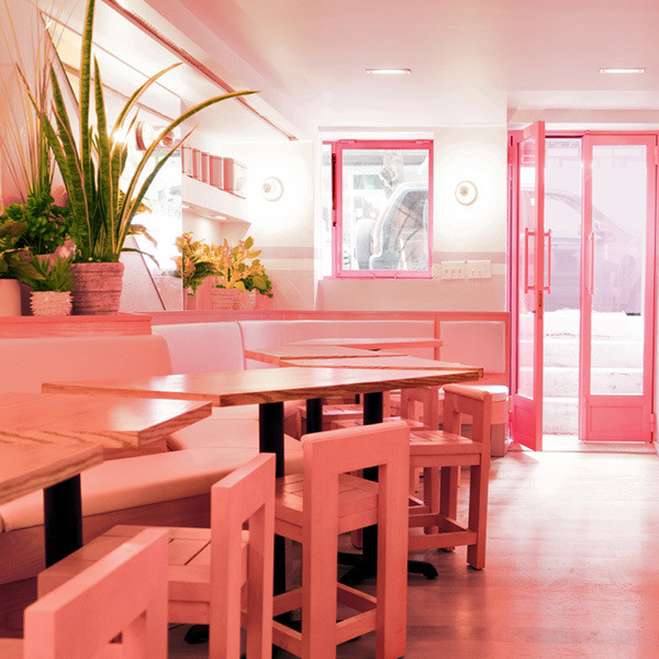 The Best Pink Locations For Your Next Insta