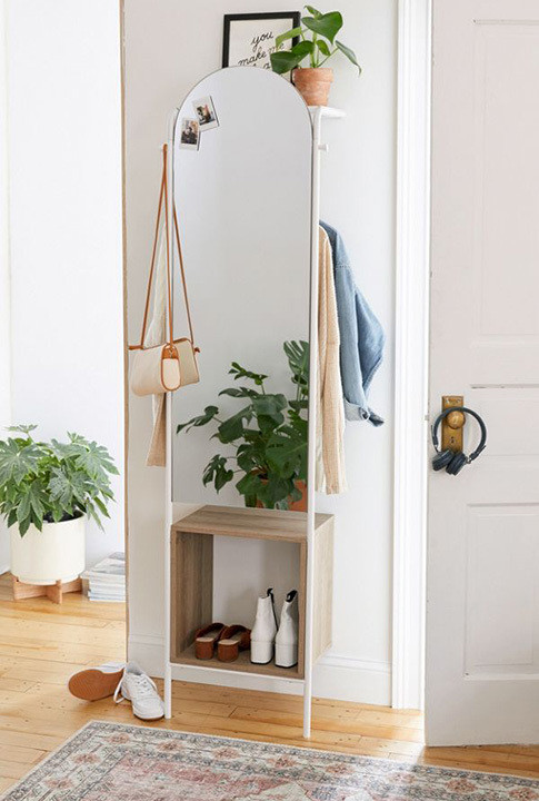 Magic Mirror - Essential Furniture Pieces That Are Perfect For Small Spaces - Lonny