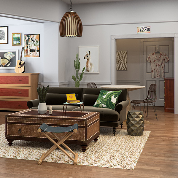 This Is What The Seinfeld Apartments Would Look Like In 2018