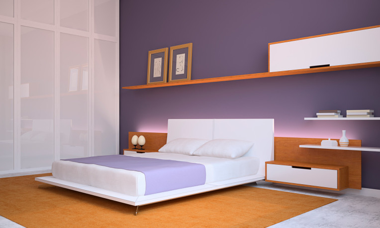Living in lilac cool bedroom ideas lonny Lilac living room ideas