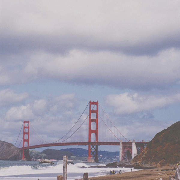 S.F.'s Golden Gate Bridge