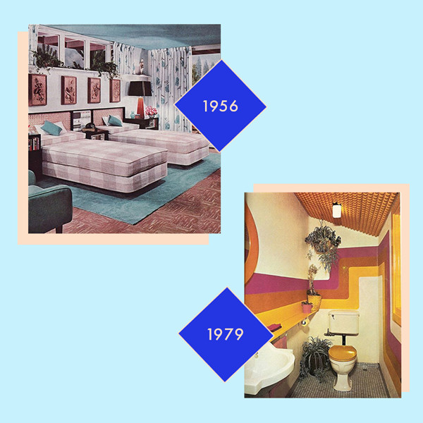 The Worst Decor Trend From The Year You Were Born