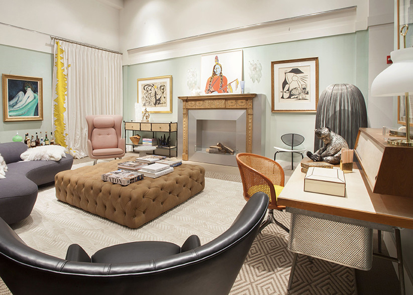 Decorating with Pastels at Sotheby's Designer Showhouse ...