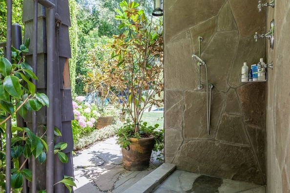 Alfresco Shower