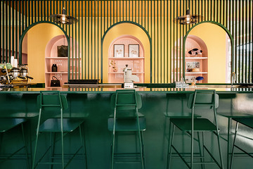 Bars You'll Want To Visit Just For The Bold Design
