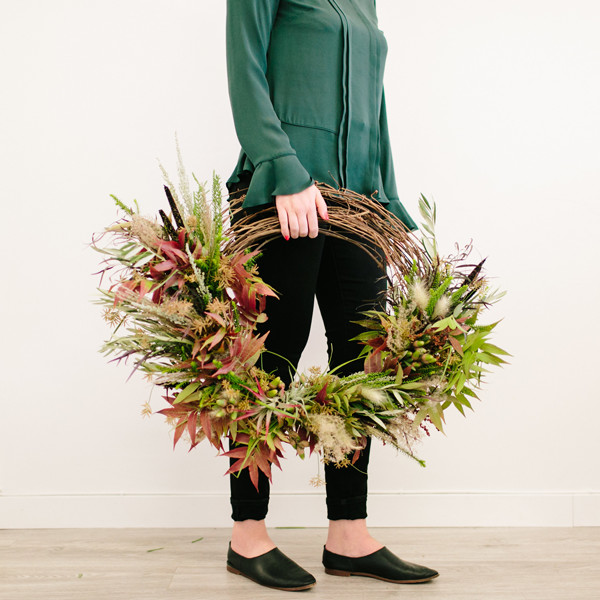 How To Create A Next-Level Autumn Wreath