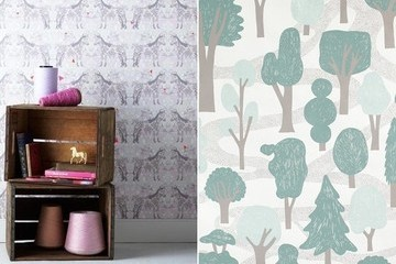 Wallpaper that Kids & Grownups Will Love