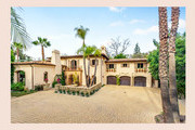 See Miley Cyrus's Tuscan-Style Mansion in Los Angeles