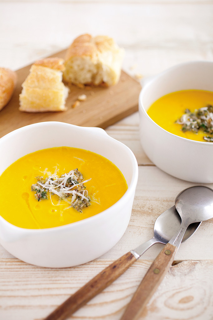 Fall Must-Have: A Better Butternut Squash Soup | Lonny.com