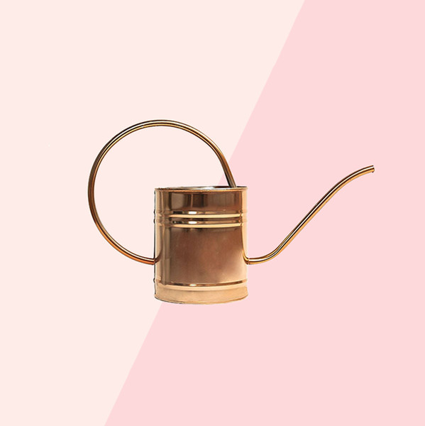 The Prettiest Metal Homewares To Make Your Shelves Shine