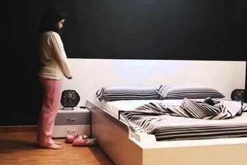 Finally, A Bed That Actually Makes Itself