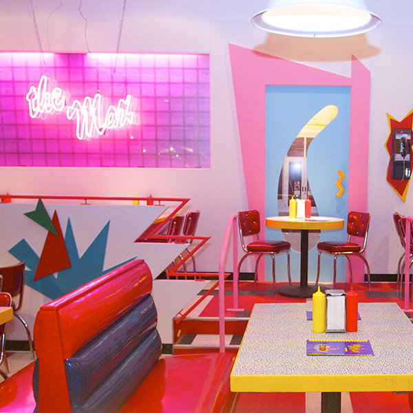 A Saved By The Bell Diner Is Coming To L.A.