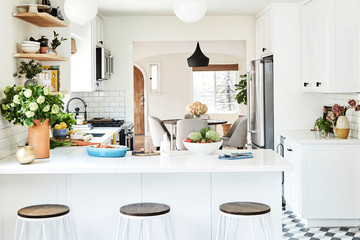 Inside The Brightland Olive Oil Founder's Sunlit L.A. Home