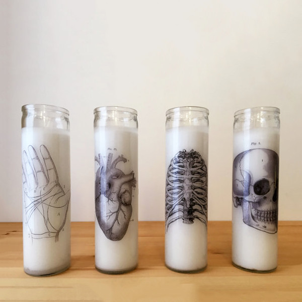 Anatomy Candles
