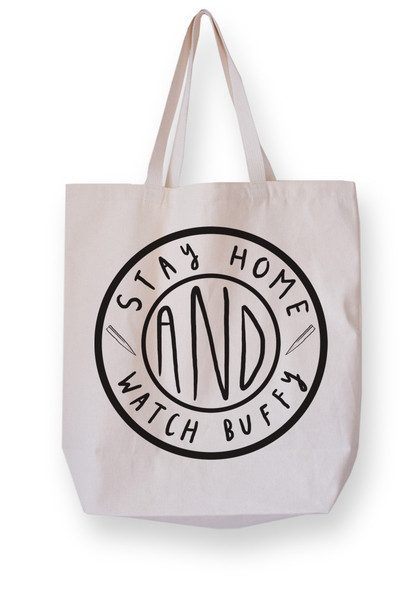 Tote bag by Stay Home Club