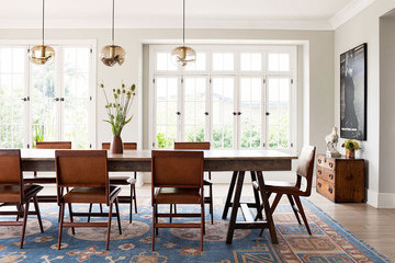 Michael C. Hall's Spanish-Style Renovation