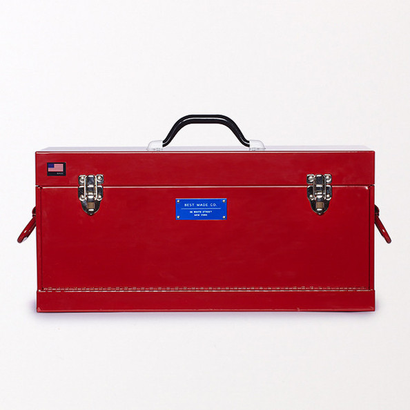 Front Loading Toolbox by Best Made