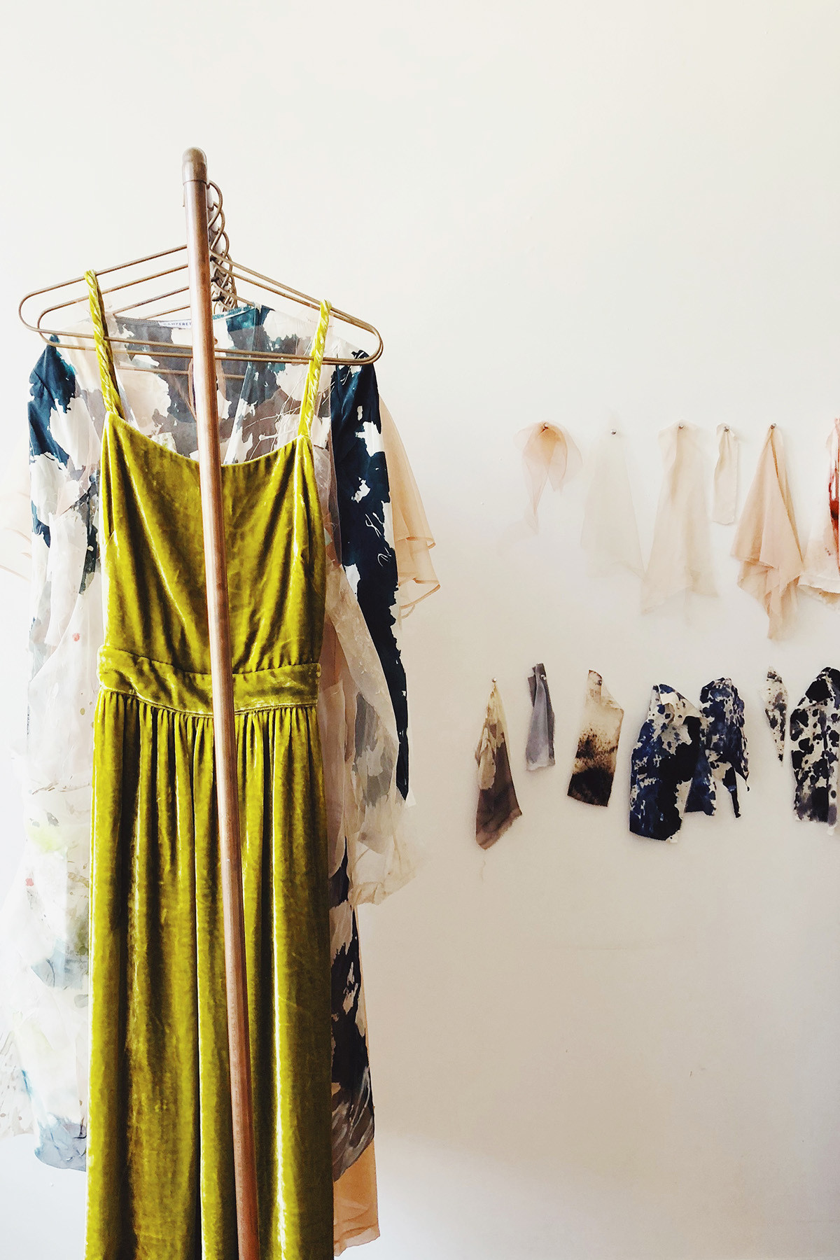 Inside The Studio Of S.F.'s Coolest Fashion Designing Duo