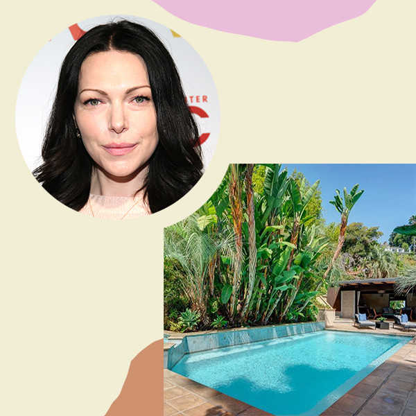 Inside Laura Prepon's Bali-Inspired $3.65 Million L.A. Hideaway
