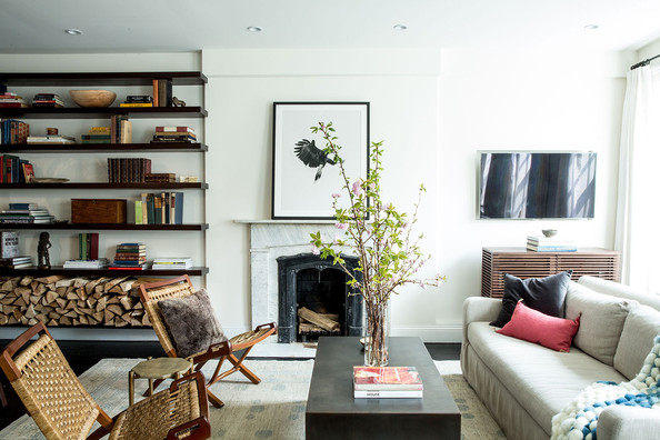 Home Tour: Greenwich Village Apartment by Katie Martinez
