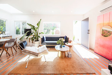 See How This L.A. Jewelry Designer Makes The Most Of Patio Living
