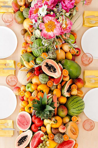 Edible Table Runners