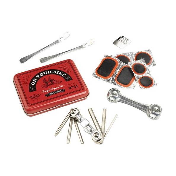 Bicycle Tool & Puncture Kit by Gentlemen's Hardware