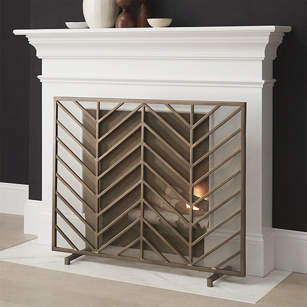 Fireplace Finish