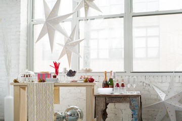 Get the Look: A Holiday Buffet