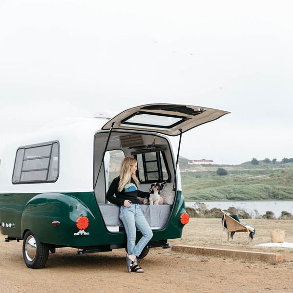 How Each Lonny Editor Took Happier Camper For A Spin